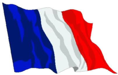 Drapeau de la République Française  =====================  Flag of the French Republic
